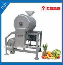 industrial fruits pulping machine