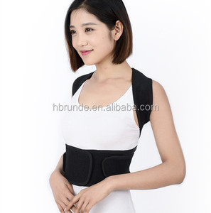 China supplier posture support for men and women health care back brace posture support belt durable corrector