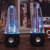 Hot sale Dancing water speaker with LED light and light up system