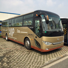 Best selling 9m Luxury Coach Bus with TV & A/C for sale