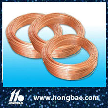 ERW Single Layer Copper-coated Steel Bundy Tube/Pipe