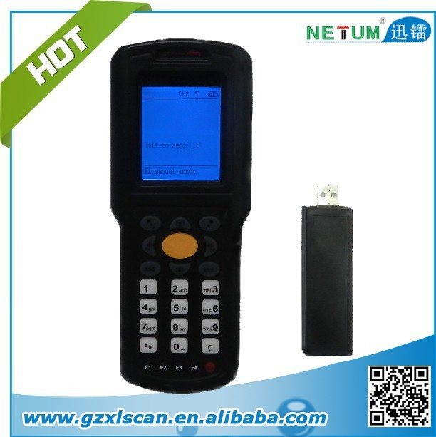 NT-9800 programmable wireless data collector with wifi usb receiver