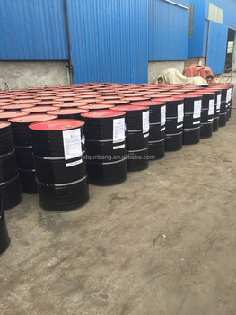 black sticky liquid crude coal tar
