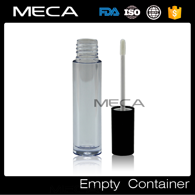 No Logo Empty Lipgloss Tubes Liquid Lipstick Packaging 7ml