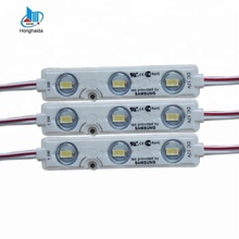 High quality 12v smd 5730 Samsung injection led module with lens