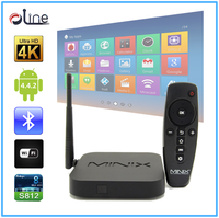 Low price Intel HD Graphics Intel Z3735F 64-BIT cpu Android tv box minix neo z64