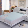 Plain Dyed Pattern and Anti Dust Mite/Anti-Bacteria/Air-Permeable/Waterproof Feature mattress protector