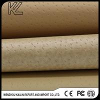 SL0201 PU synthetic for shoe lining leather embossed pig