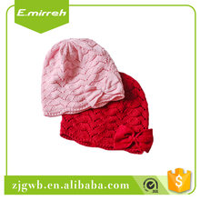 Lowest Price knitted flat cap baby hat