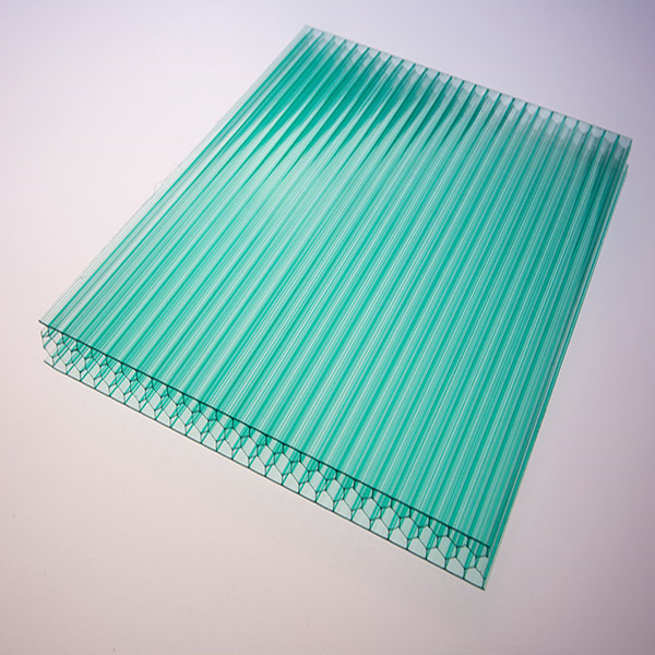 8mm honeycomb polycarbonate sheet good sounds barrier board