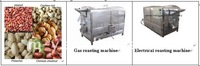 Cashew nut roasting machine