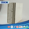 OBON eco-friendly high quality construction materials refractory brick panels 50mm