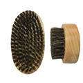 Beard brush with boar bristle new style beard brush with cloth bag
