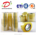 China manufacturer custom high viscosity bopp adhesive tape for sealing packing