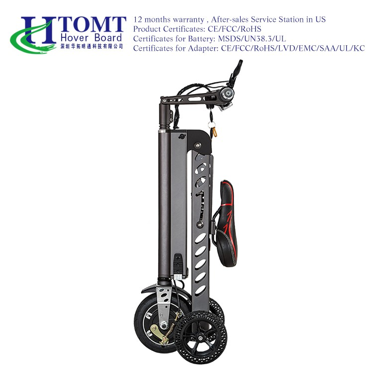 Popular city sports e scooter electric mini motorcycle three wheel electric scooter for adults