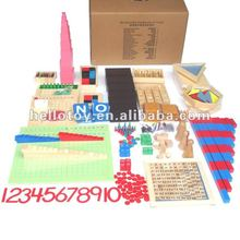 Family set montessori material educational equipment