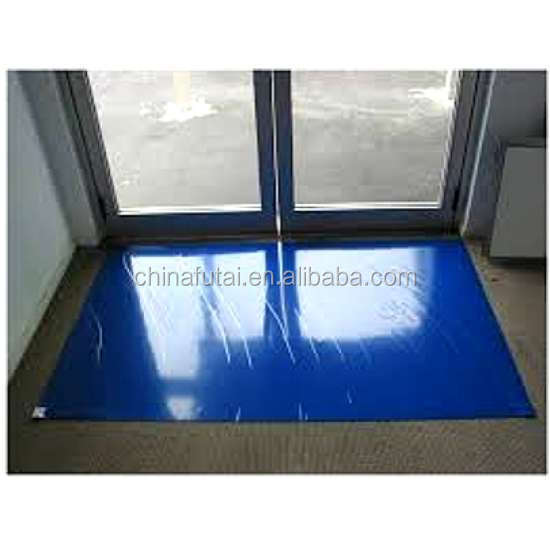 disposable floor antimicrobial sticky mat
