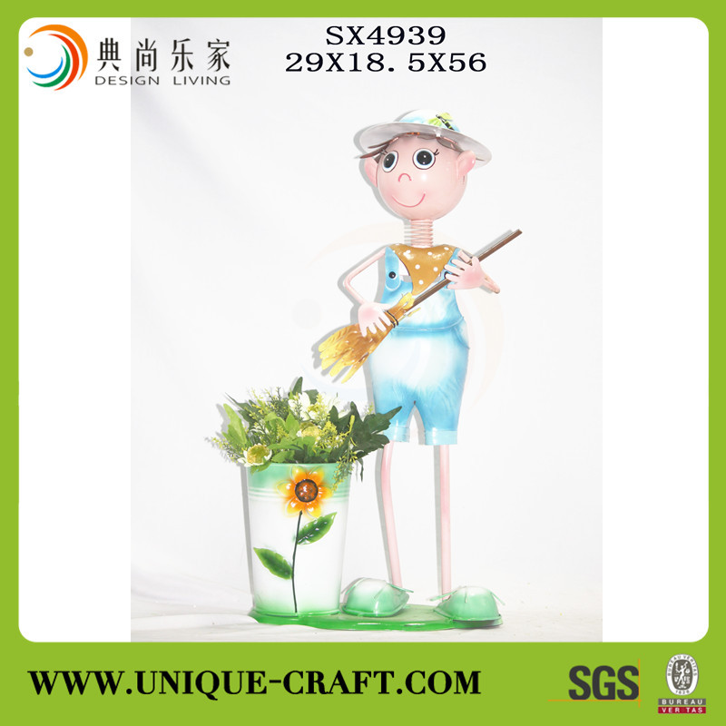 new product interior decor china supplier garden planter flower pot