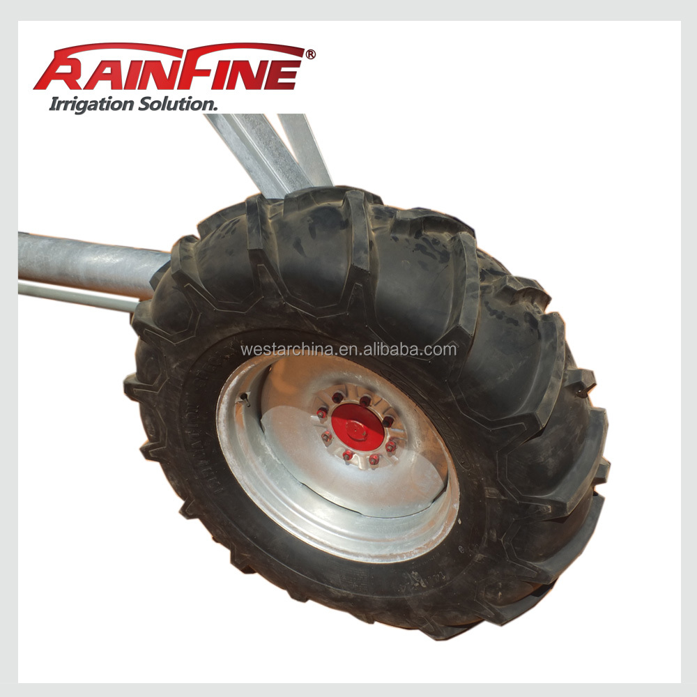 Alibaba Supply Farm Machine Part of Solid Rubber Truck Tire