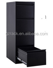 Metal Parts Drawer Cabinet ,4 Drawer Vertical Pictures Metals Office Furniture File Cabinet