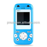 2G GSM Feature Phone Smallest Mobile Phone For Kids With GPS Locator