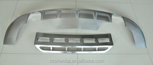 new products stainless steel front bumper guard for Audi Q5 2013