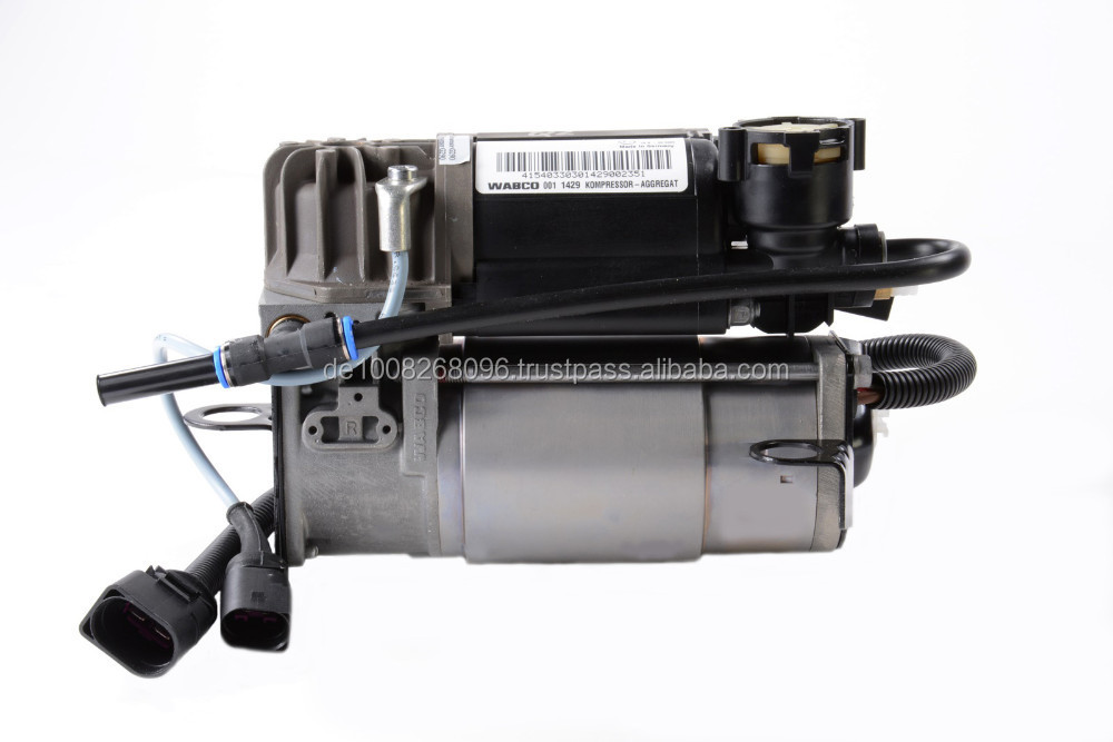 Audi A6 C5 4B allroad Compressor + muffler air suspension 4Z7616007A