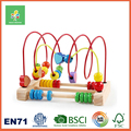 Circle Bead Maze Wooden Toys for Kids