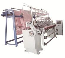 High quality long duration time Multi-head shuttle quilting machine