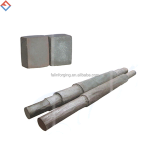 Designed and customized irregularity cold rolling forging product