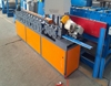 Steel / Aluminum Plate Roller Shutter Door Roll Forming Machine