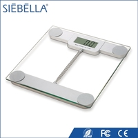 Wholesale supplier electronic personal bathroom body weight scale for household using