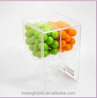 Two Partitions Store Candy Container