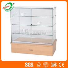 Modern jewelry shop glass display/Cabinet showcase/ Display glass cabinet