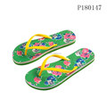 PVC EVA Female Fashion Slippers Flip Flops