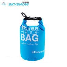 Fashion Custom Logo Waterproof Dry Bag Backpack