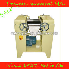 LXS three roll mill for ink production