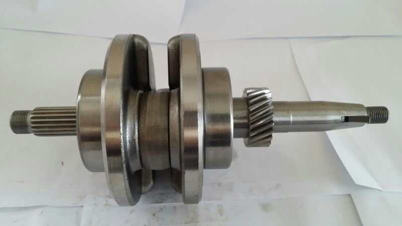CG125 motorcycle parts crankshaft for kick start engine