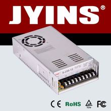 12V 20A AC/DC switching power supply 250W with CE ROHS approved