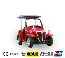 Chinese manufacturer 4 seats electric passenger car