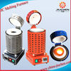 Gold/Silver/Copper/Aluminum Small Induction Melting Furnace