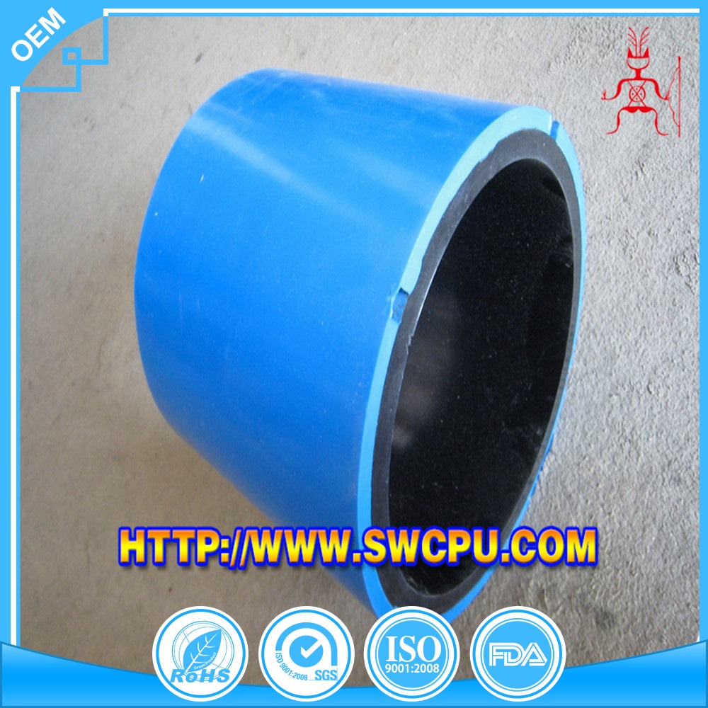 OEM Polyurethane Conveyor Roller Sleeves