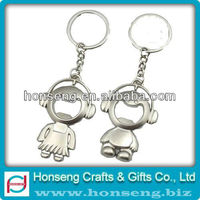 mobile phone clean cloth key chain