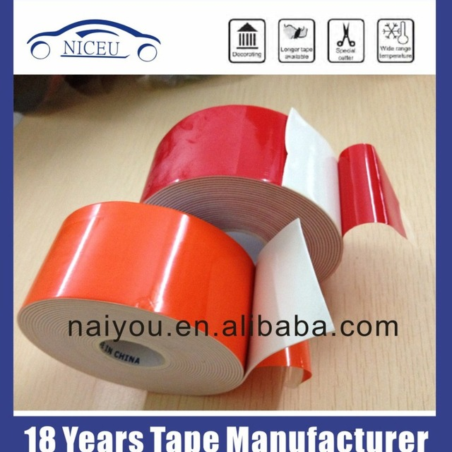 Two sided tape double gum tape double face adhesive tape