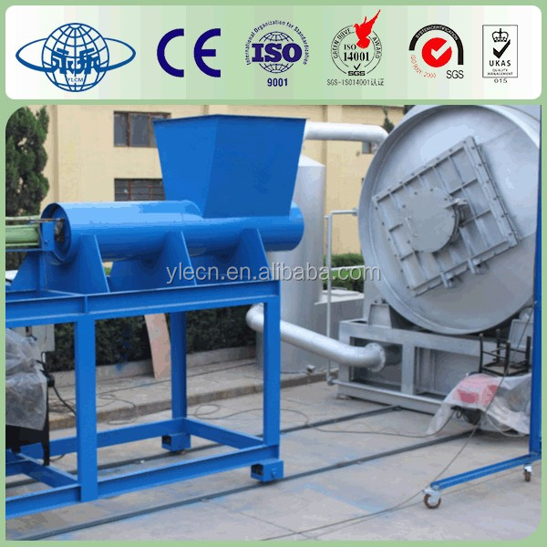 Tire Recycling Oil Equipment Price SKF bearing