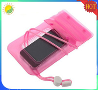 Waterproof Watertight Case Outdoor Dry PVC Bag Camping Pouch For iPhone Mobile Cell Phones Camera Mp3 4