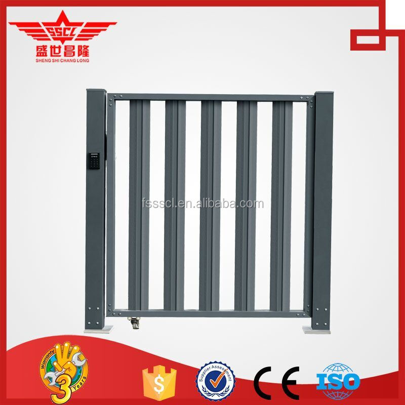 factory simple automatic gate residential sliding door--L 1533