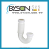 PS10009 Rough Plumbing Pipes Fittings Accessories Flex J Bend