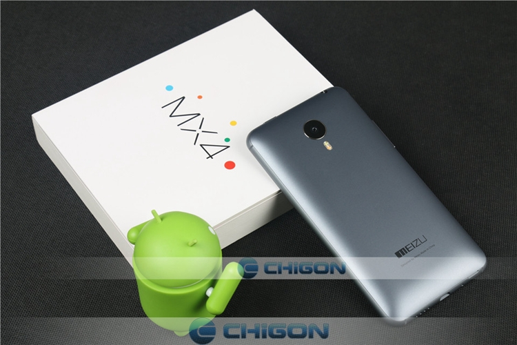 Chinese Brand Cell Phones Android Smart Mobile 5.36 Inch 2GB RAM 64GB ROM 20.7MP 4G LTE MEIZU MX4 64GB