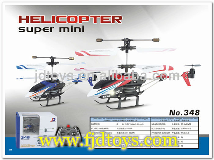 3.5ch iphone control alloy model uav helicopter with gyro